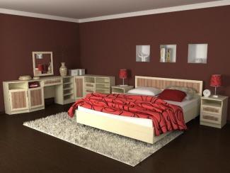 Спальный гарнитур «Престиж profile»