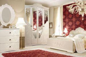 Спальня «Жемчужина» (набор 0380) - Мебельная фабрика «КМК»