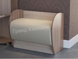 Диван для прихожей Фокус - Мебельная фабрика «Гранд Кволити»