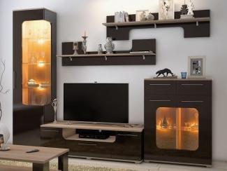 гостиная-стенка «Терра» - Мебельная фабрика «ИнтерДизайн»