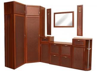 Прихожая угловая № 9 - Мебельная фабрика «Ахтамар»