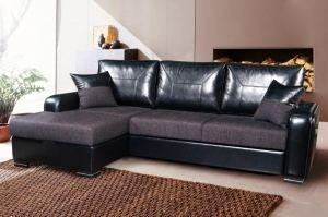 Угловой диван Лион 2 - Мебельная фабрика «АРТмебель»