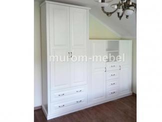 Шкаф Нептун - Мебельная фабрика «Муром-мебель»