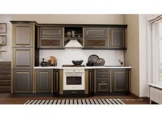 Кухня из рамочного МДФ эмаль  - Мебельная фабрика «Кухни Заречного»