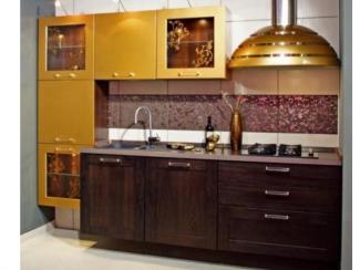 Кухонный гарнитур прямой 34