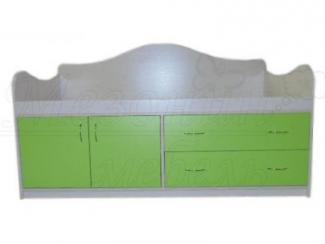 Кровать детская Бамбини - Мебельная фабрика «Мезонин мебель»