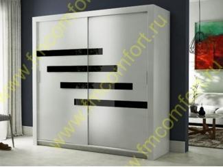Шкаф-купе в спальню Бест 8 - Мебельная фабрика «Комфорт»