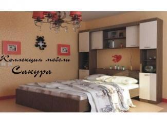 Спальный гарнитур Сакура - Мебельная фабрика «ВикО Мебель»