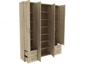 Шкаф для одежды 504.07 - Мебельная фабрика «Уют сервис», г. Санкт-Петербург