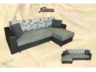 Угловой диван Адель - Изготовление мебели на заказ «Лига»