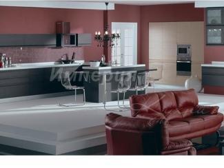 Кухня Оксфорд - Мебельная фабрика «Империя кухни», г. Одинцово