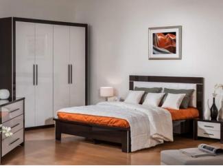 Спальня Мартель