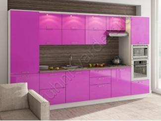 Кухонный гарнитур Porto пластик - Мебельная фабрика «Кухни Вардек»