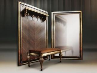 Прихожая Трио Холл - Мебельная фабрика «Tivoli»