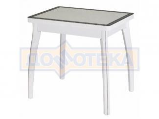 Обеденный стол Чинзано M-2 - экокожа (кожзам) - Мебельная фабрика «Домотека»