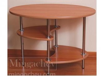 Стол журнальный Лебедь 1 - Мебельная фабрика «MINGACHEV»