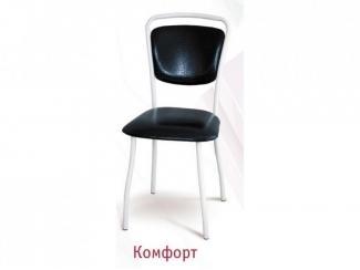 Черный стул Комфорт  - Мебельная фабрика «Гранд Хаус», г. Москва