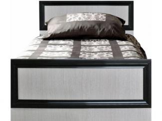 Кровать одинарная Ника П024.07 - Мебельная фабрика «Пинскдрев»