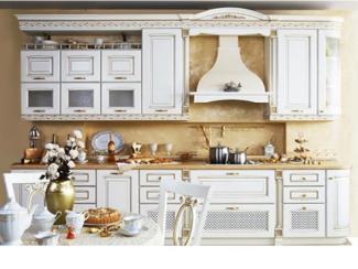Кухня Лола Белая - Мебельная фабрика «Альпина»