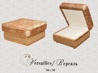 Пуф Версаль - Мебельная фабрика «Angelo Astori»