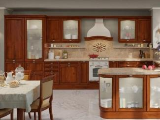 Кухня прямая Acacia - Мебельная фабрика «Zetta»