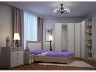 Спальня Глэдис - Мебельная фабрика «РИННЭР», г. Ижевск
