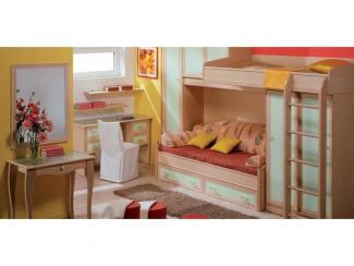 Детская 09 - Мебельная фабрика «Алиса»