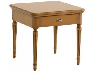 Стол журнальный с ящиком - Импортёр мебели «Spazio Casa»