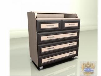 Комод 5-ти фасадный пеленальный - Мебельная фабрика «Средневолжская мебельная фабрика»