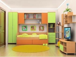 Детская 6 - Мебельная фабрика «Нижнетагильская мебельная фабрика»
