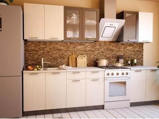 Кухонный гарнитур ЛДСП дуб млечный - Мебельная фабрика «ЮММА»