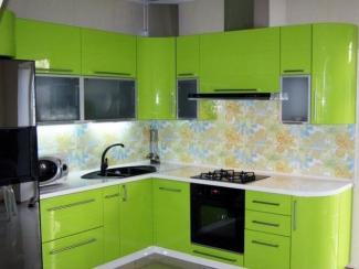 Кухонный гарнитур угловой Маргарита 4 - Мебельная фабрика «Градиент-мебель»