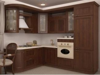 Кухня массив Лара - Мебельная фабрика «Гранд Мебель 97»