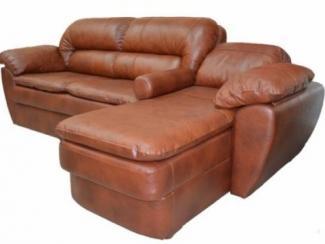 Диван Манчестер с оттоманкой - Мебельная фабрика «Влада»