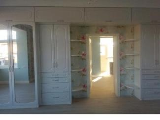 Шкаф Распашной 002 - Мебельная фабрика «Кухни Дизайн»