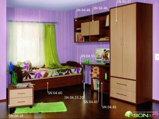 Детская «Карисма» - Мебельная фабрика «SON&C»