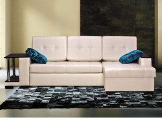 Угловой диван со столом Рим