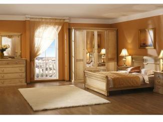 Спальня Изотта 2 - Мебельная фабрика «Ангстрем»
