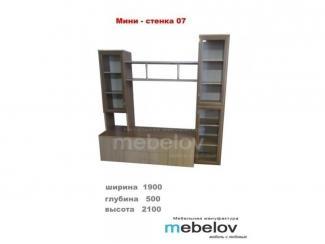 Мини-стенка 07 - Мебельная фабрика «МЕБЕЛов»