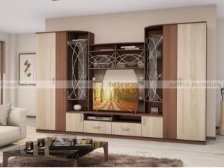 Гостиная Палермо  - Мебельная фабрика «Астрид-Мебель (Циркон)»