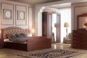 Спальный гарнитур Сорренто - Мебельная фабрика «Успех»