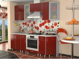 Кухня Агата пластик ARPA - Мебельная фабрика «СмолКорпусМебель»