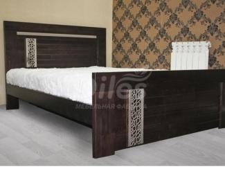 Деревянная кровать Эдель - Мебельная фабрика «Diles»