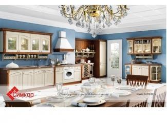 Кухня классическая Римини - Мебельная фабрика «Симкор»