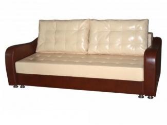 Кожзам диван Фламинго 2 - Мебельная фабрика «Росмебель», г. Боголюбово