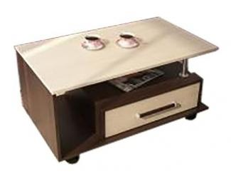 Журнальный стол Дуэт 1 - Мебельная фабрика «Вивека»