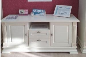 Тв тумба Афина - Мебельная фабрика «Мебель-Неман»