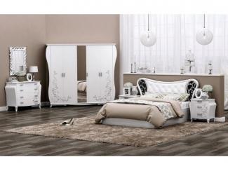 Новый спальный гарнитур Стелла  - Мебельная фабрика «ИнтерДизайн»