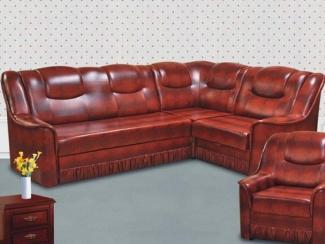 Диван угловой Нео 4 дельфин - Оптовый мебельный склад «АСМ-мебель»