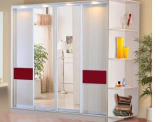 Шкаф-купе Наоми - Мебельная фабрика «Союз-мебель»